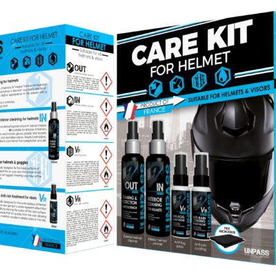 Unpass Care Kit for Helmets